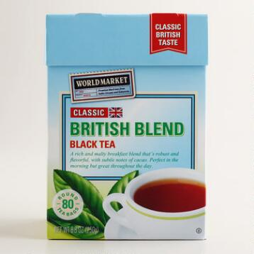 World Market® British Blend Tea