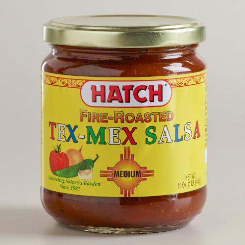 Hatch Fire Roasted Tex Mex Salsa