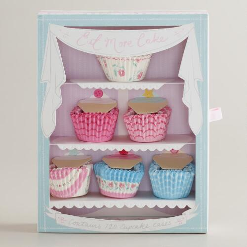 Eat More Cake Petite Cupcake Kit