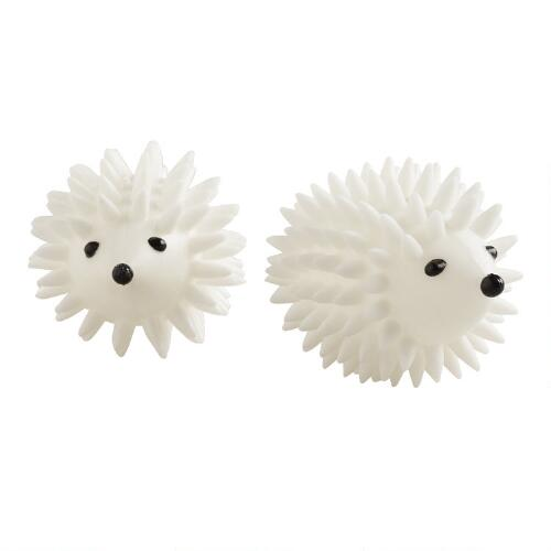 Hedgehog Dryer Balls, Set of 2