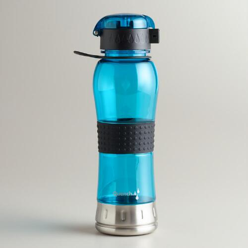 Blue Miami Fusion Quench Hydration Bottle