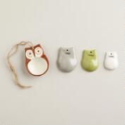 Owl Measuring Spoons