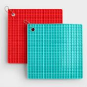 Silicone Mats, Set of 2