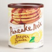 My Favorite Meyer Lemon Pancake Mix