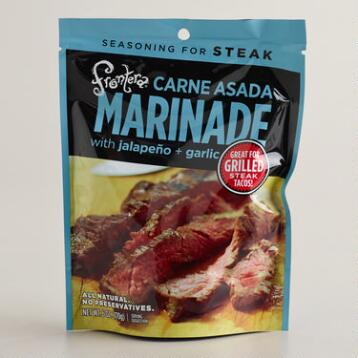 Frontera Carne Asada Marinade, Set of 6