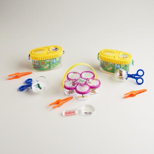 Nature Explorer Kits, Set of 3