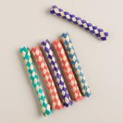 Chinese Finger Traps, Set of 6