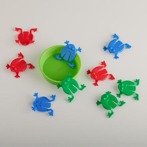 Jumping Frog Game, 3-Piece