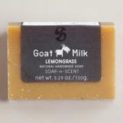 Lemongrass Goat's Milk Soap
