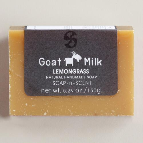 Lemongrass Goat