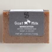Mangosteen Goat's Milk Soap