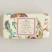 Castelbel Papaya & Guava Bar Soap