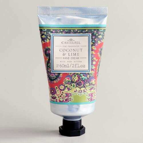 Castelbel Coconut-Lime Hand Cream