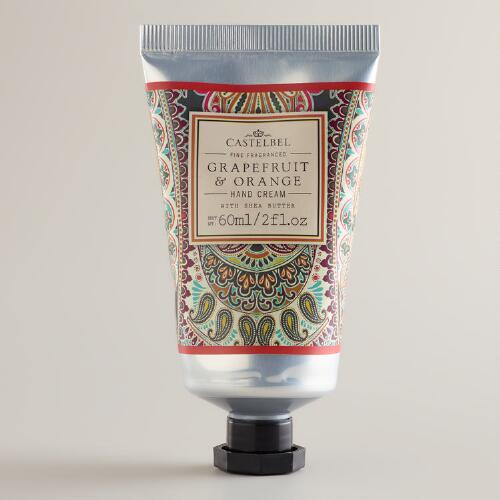 Castelbel Grapefruit-Orange Hand Cream