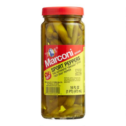 Marconi Italian Style Sport Peppers