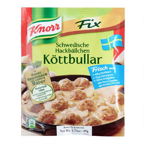 Knorr Swedish Meatballs