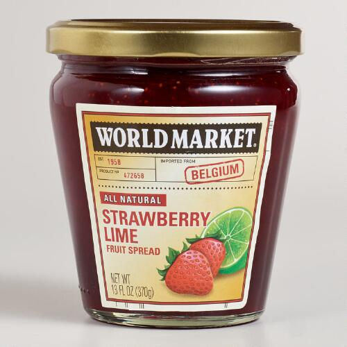 World Market® Strawberry Lime Jam