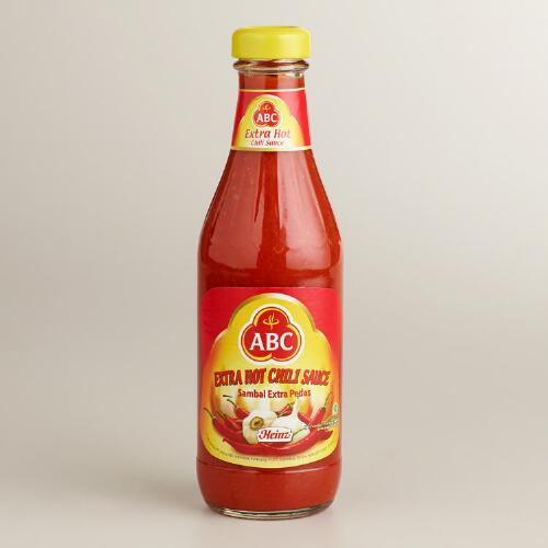 ABC Extra Pedas Hot Chili Sauce