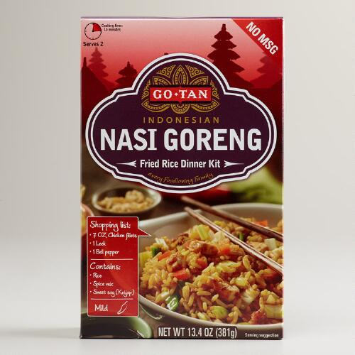 Go-Tan Nasi Goreng Rice Kit