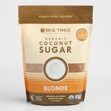 Sweet Tree Organic Coconut Palm Sugar
