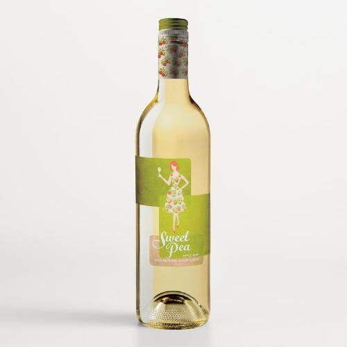 Sweet Pea Apple Peach Wine