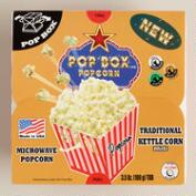 Pop Box Kettle Popcorn