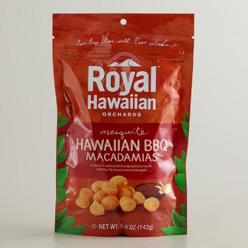 Royal Hawaiian BBQ Macadamias