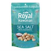 Royal Hawaiian Sea Salt Macadamias