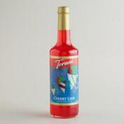 Torani Cherry Lime Snow Cone Syrup