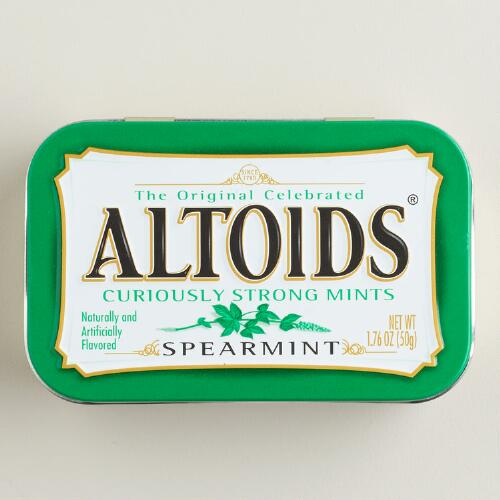 Spearmint Altoids