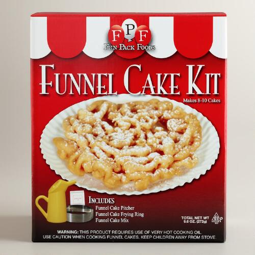 Dean Jacobs Funnel Cake Starter Kit