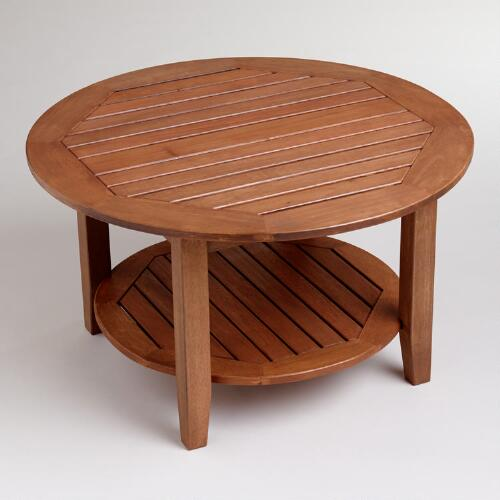 Round St. Martins Coffee Table