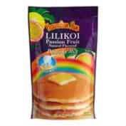 Hawaiian Sun Lilikoi Passion Fruit Pancake Mix, Set of 6