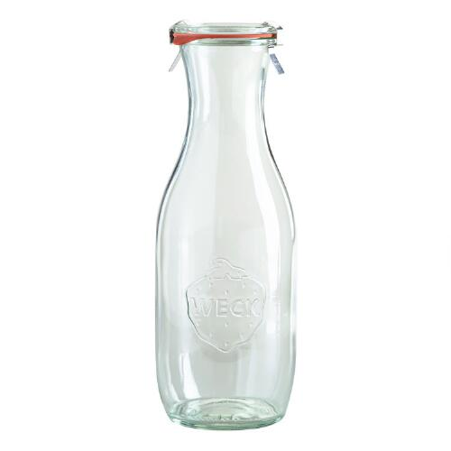 Weck Juice Jar