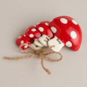Toadstool Measuring Spoons