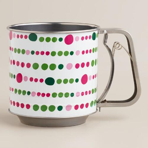 Dots 5-Cup Sifter