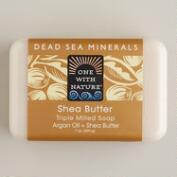 One With Nature Dead Sea Shea Butter Soap