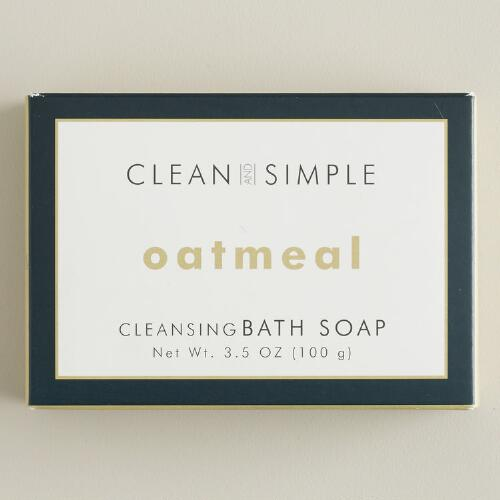 Commonwealth Soaps Oatmeal Bar Soap