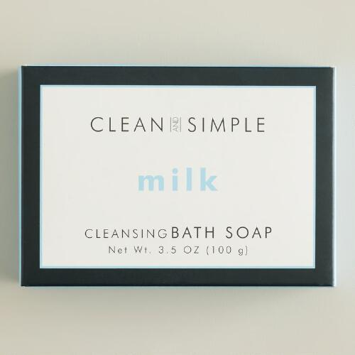 Commonwealth Soap Milk Bar Soap