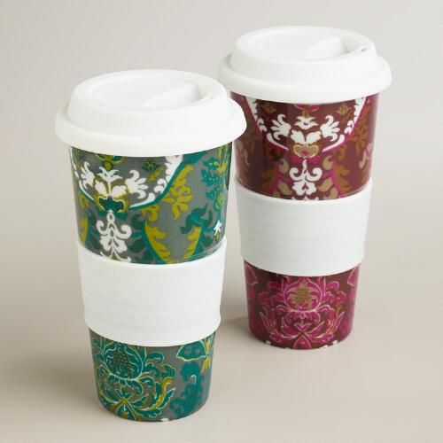 Scottish Mist Non-Paper Cups, Set of 2