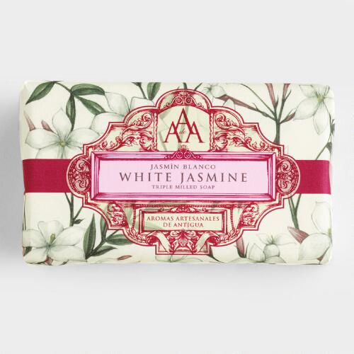 AAA Jasmine Exfoliating Bar Soap