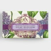 AAA Lilac Blossom Exfoliating Bar Soap