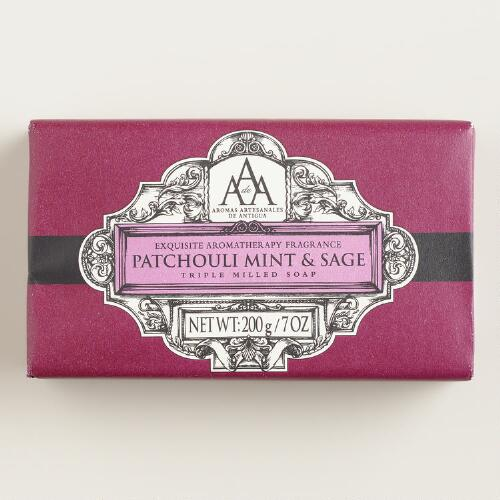 AAA Patchouli Mint & Sage Bar Soap