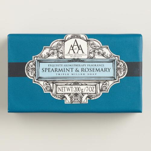 AAA Spearmint & Rosemary Bar Soap