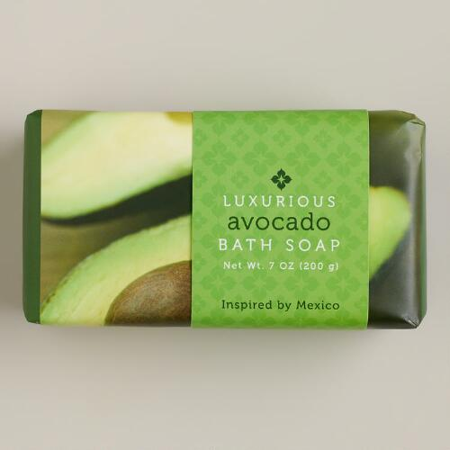 Avocado Global Bar Soap