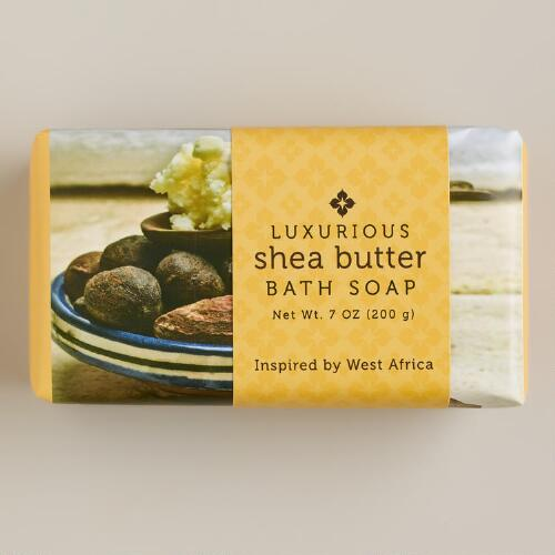 Shea Butter Global Bar Soap