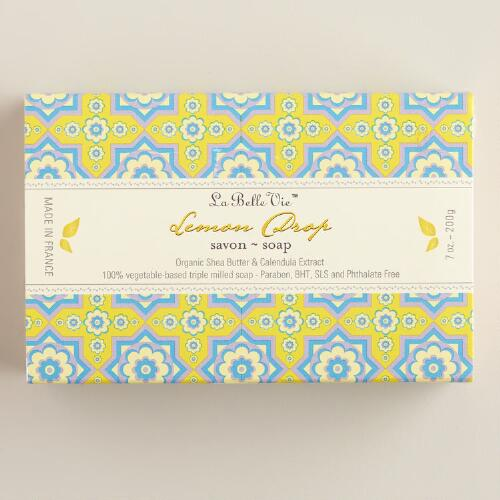 Lemon Drop La Bell Vie Bar Soap