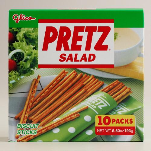 Pretz Salad Sticks