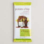 Chuao Potato Chip Milk Chocolate Bar, Set of 2