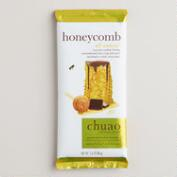 Chuao Honeycomb Dark Chocolate Bar, Set of 2